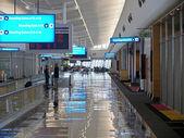 DAMMAM KING FAHD, SAUDI ARABIA - DESEMBER 19, 2008: Airport. — Stock Photo