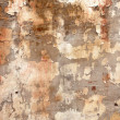 The texture of an old wall — Stock Photo