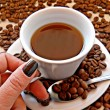 Hot Coffe — Stock Photo