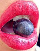 Hot lips — Stock Photo