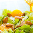 Summery Citrus Salad — Stock Photo