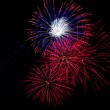 Red, White and Blue Fireworks — Stock Photo #35945643