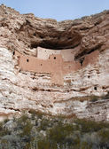 Montezuma Castle 2 — Stock Photo