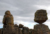 Big Balanced Rock in Chiricahua Mountains — Stock Photo