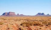 Monument valley — Stockfoto