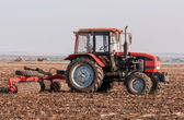 Agricultural machinery — Stock Photo