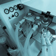 Medical-diagnostic equipment room - Stock Photo