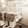 Medical-diagnostic equipment room — Stock Photo