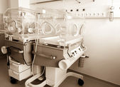 Sala de equipos médicos de diagnóstico — Foto de Stock