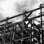 Metal armature framework — Stock Photo #12790656
