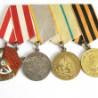 Medals — Stock Photo #12799831