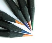 Черный карандаш в естественном свете — Стоковое фото