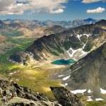 Mountain lake — Stock Photo #13896705