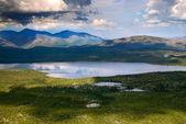 Kolyma mountains — Stock Photo