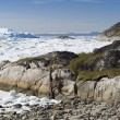 Western coast of Greenland. — ストック写真