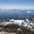 Western coast of Greenland. — Foto de Stock