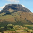 Mount Imbaburnear Cotacachi Ecuador — Stock Photo #13368637