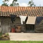 Old Village Farmhouse — Stock Photo