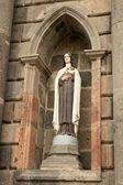 Estatua de un santo — Foto de Stock