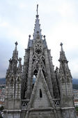 Basilica Tower in Quito — Stockfoto