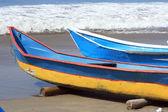 Two Fishing Boats — Stock Photo