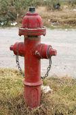 Boca de incêndio — Foto Stock