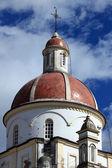 Dome of La Matriz Church — Stock Photo