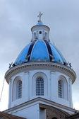 在大教堂的圆顶 — 图库照片