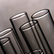 Stock Photo: Test Tubes in Science Research Lab