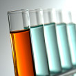 Test Tubes in Science Research Lab — Stock Photo #12224365