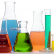 Laboratory Equipment in Science Research Lab — Stock Photo