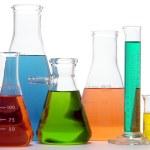 equipo de laboratorio en laboratorio de investigación de Ciencias — Foto de Stock