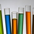 Laboratory Test Tubes in Science Research Lab — Stock Photo #12224727