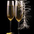Champagne glass — Stock Photo #12824865