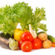 Fresh vegetables — Stockfoto #13307227