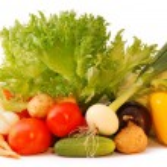 Fresh vegetables — Stock Photo #13307232