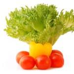 Fresh vegetables — Stock Photo #13307548