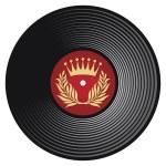 Vector vinyl disc — Stock Vector #12801006