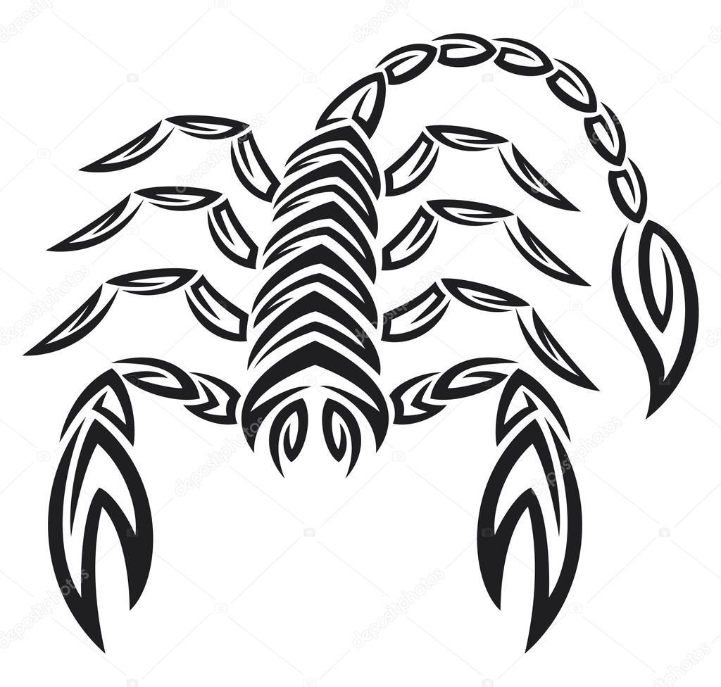 Znak Zodiaku Tatuaż Tatuaż Znak Zodiaku Skorpion