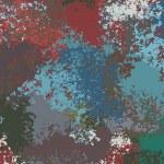 Abstrakte Grunge-Hintergrund-Design — Stock Vector