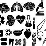 Medical icon set — Stock Vector #26763143