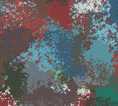 Abstrakte grunge-hintergrund-diseño — Vector de stock