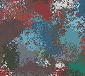 Abstrakte grunge-hintergrund-ontwerp — Stockvector