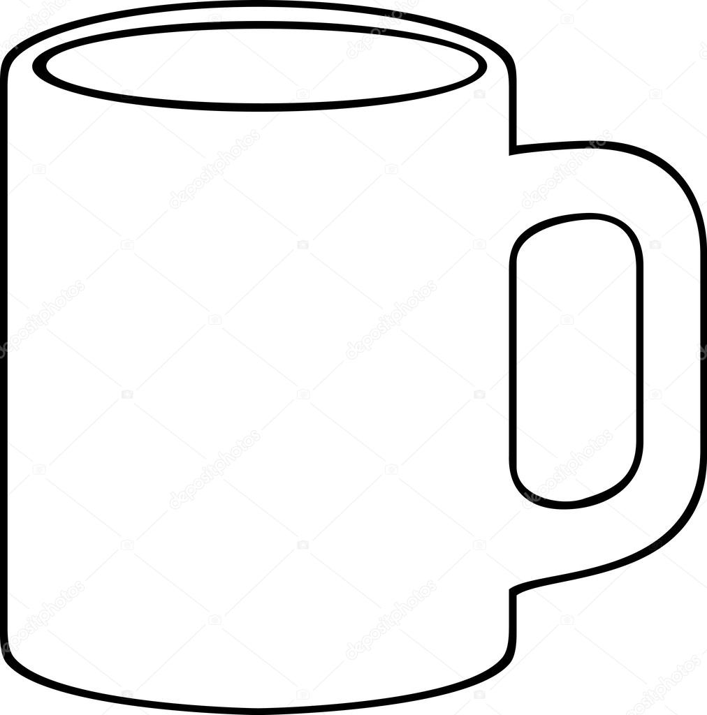 Coffee coloring pages printable sketch coloring page for Hot chocolate mug coloring page