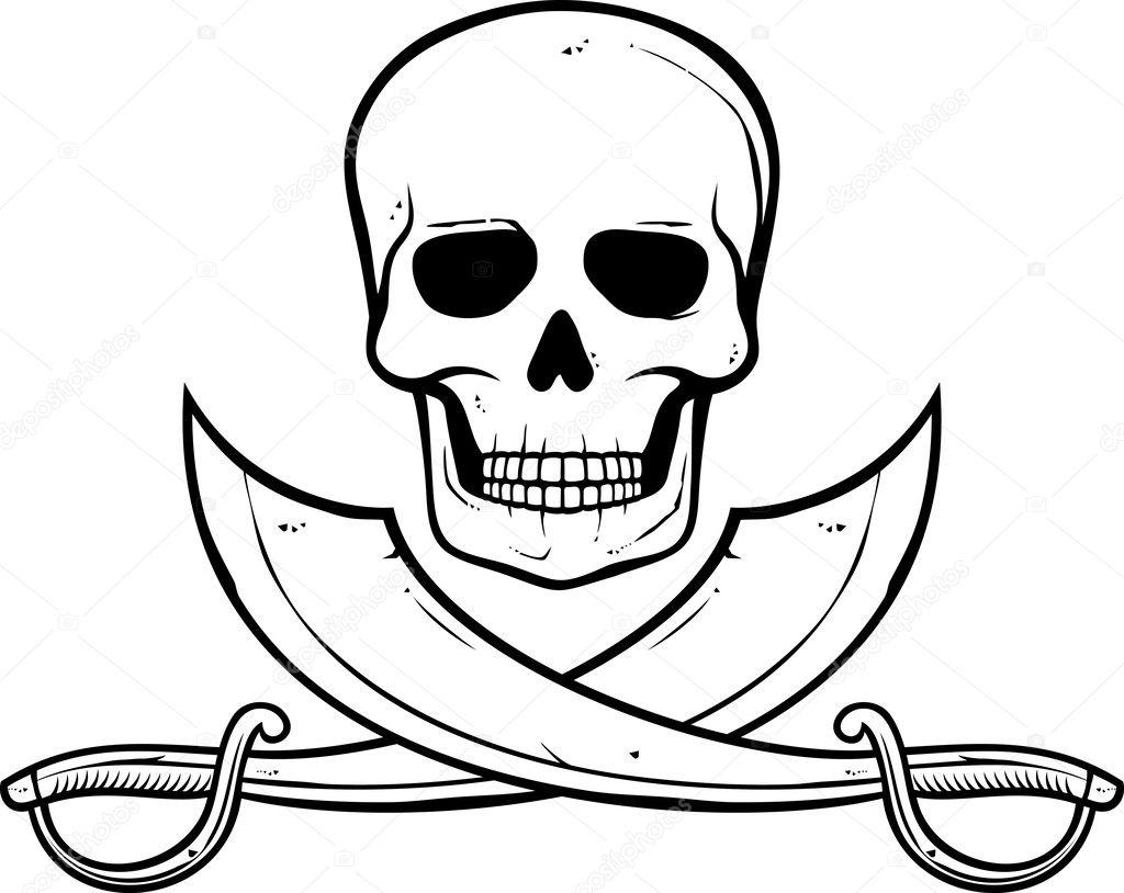 пират Векторы фото и PSD файлы  Скачать