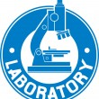 Laboratory label — Stock Vector #27132455