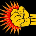 Fist — Stock Vector