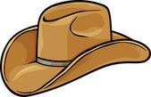 Cowboy hat — Stock Vector