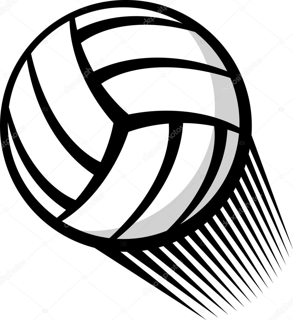 Мяч волейбольный png 7
