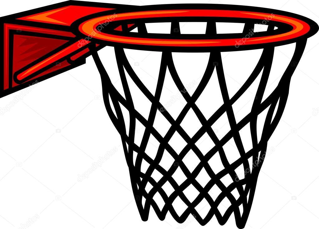 Кольцо баскетбольное фото